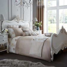 SIGNATURE KOH DUVET SET LATTE