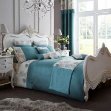 SIGNATURE KOH DUVET SET TEAL