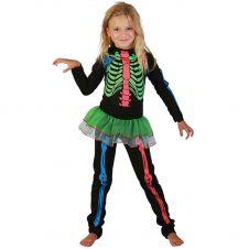 Skeleton Girls Costume