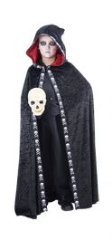 Skull Hooded Costume