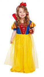 Toddler Snow Girl Costume