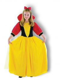 Snow White Girl Costume