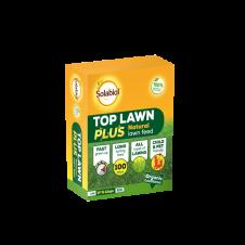 Solabiol Top Lawn Plus Natural Lawn Feed - 2.5kg 63sqm