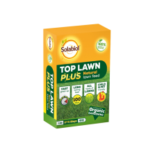 Solabiol Top Lawn Plus Natural Lawn Feed - 3.5kg 88sqm