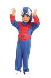 Spider Hero Toddler Costume
