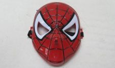 Spider man Mask with Flashing Light