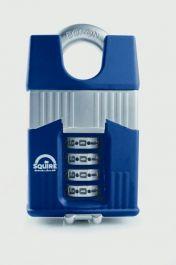 Squire Warrior Combi Padlock with 2 Keys - 45mm