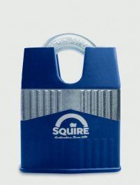 Squire Warrior Solid Steel Padlock - 55mm