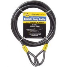 Sterling Braided Steel Cable - 4.5m x 12mm