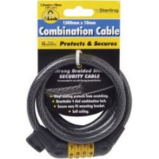 Sterling Combination Cable - 1500mm x 10mm