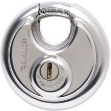 Sterling Heavy Security Closed Shackle Disc Padlock - 70mm