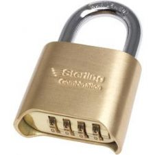 Sterling Mid Security 4-Dial Combination Padlock - 50mm