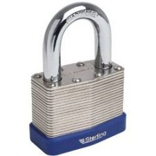 Sterling Mid Security Laminated Padlock - 50mm