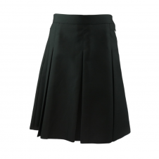 Stitched Down Pleated Skirt