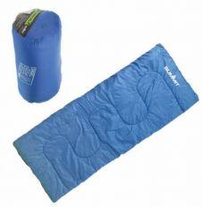 Summit Envelope Therma Sleeping Bag - 250g Blue