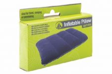 Summit Flock Inflatable Pillow