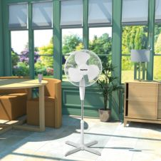 SupaCool Oscillating Stand Fan - 16
