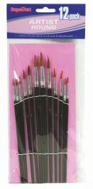SupaDec Artist Brush Set - 12 Piece