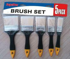SupaDec Brush Set - 5 Piece