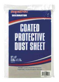 SupaDec Coated Protective Dust sheet - 12 x 9ft