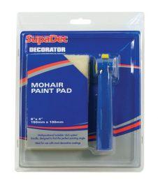 SupaDec Decorator Mohair Paint Pad with Handle - 6