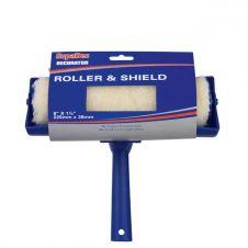 SupaDec Decorator Roller & Shield - 9