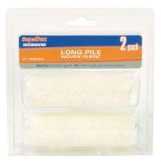 SupaDec Long Pile Mini Roller - Pack of 2
