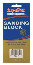 SupaDec Professional Sanding Block