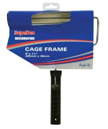 SupaDec Roller Frame with Plastic Handle - 9