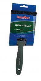 SupaDec Shed & Fence Brush - 4