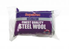 SupaDec Steel Wool - 240g Fine