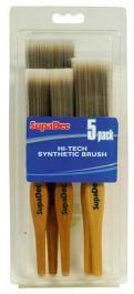 SupaDec Synthetic Brush Set - 2x1