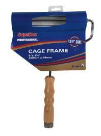 SupaDec Wooden Handle Cage Frame - 9