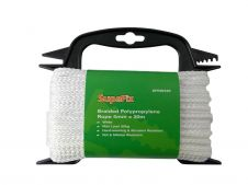 SupaFix Braided Polyporpene Rope 20m - 4mm
