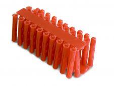 SupaFix General Purpose Plugs - Red Pack 40
