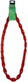 SupaFix High Security Chain 1500mm - Bright Zinc Plated 8mm