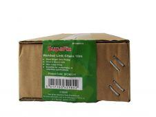 SupaFix Welded Link Chain 10m - Steel Bright Zinc Plated 3x21mm