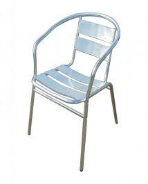 SupaGarden Alumimium 5 Slat Chair