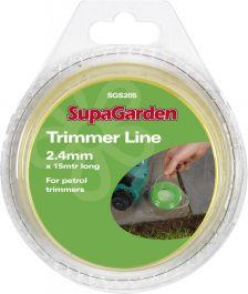 SupaGarden Trimmer Line - 15m x 2.4mm