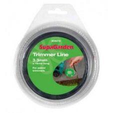 SupaGarden Trimmer Line - 3.3mm x 13.72m