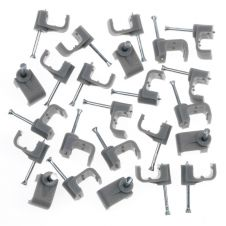 SupaLec Cable Clips Flat Pack 10 - 14mm