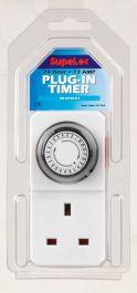 SupaLec Plug-in Timer - 24 Hour