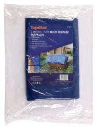SupaTool Tarpaulin - 2.3m x 1.7m
