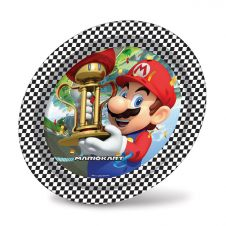 Super Mario Plates (Pack of 12)