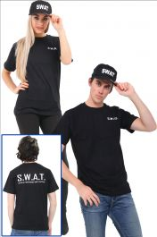 SWAT Printed T-Shirt