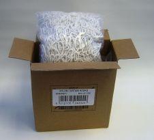 Swish Curtain Hooks - White, Pack of 100