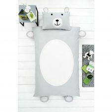 TEDDY BEAR SHAPED DUVET SET