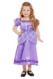 Toddler Purple Princess Costume