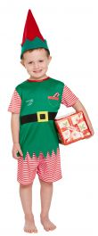 Toddler Santas Little Helper 3 Yrs