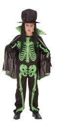 Tombstone Terror Skeleton Costume